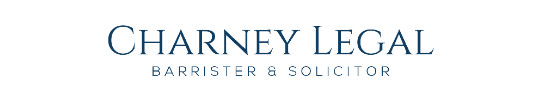 Toronto Business Law Firm - Business Lawyer Avi Charney