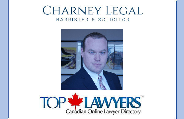 We are delighted to welcome Avi Charney - A Toronto lawyer practicing business and will and estate law