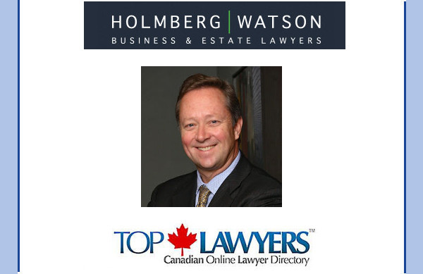 Top Toronto Business Lawyer