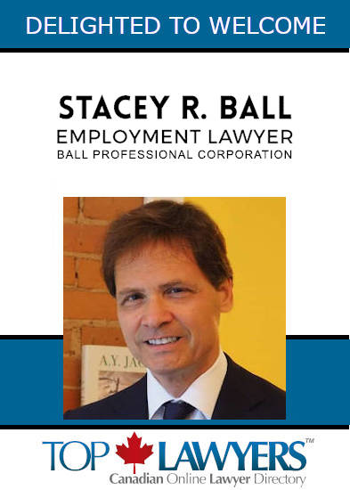 Toronto employment lawyer