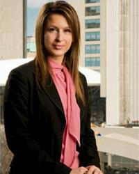 Toronto personal injury lawyer Tina Radimisis