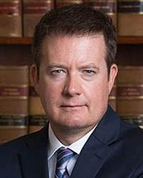 Kingston Injury Lawyer, Frank Van Dyke
