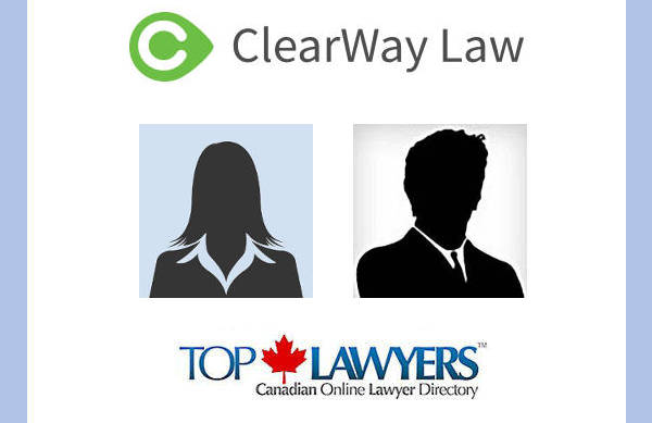 Top Lawyers welcomes Two Family and Divorce Law Lawyers from ClearWay Law